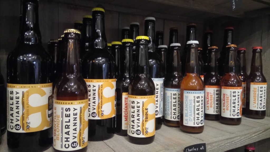 Bières charles Vianey